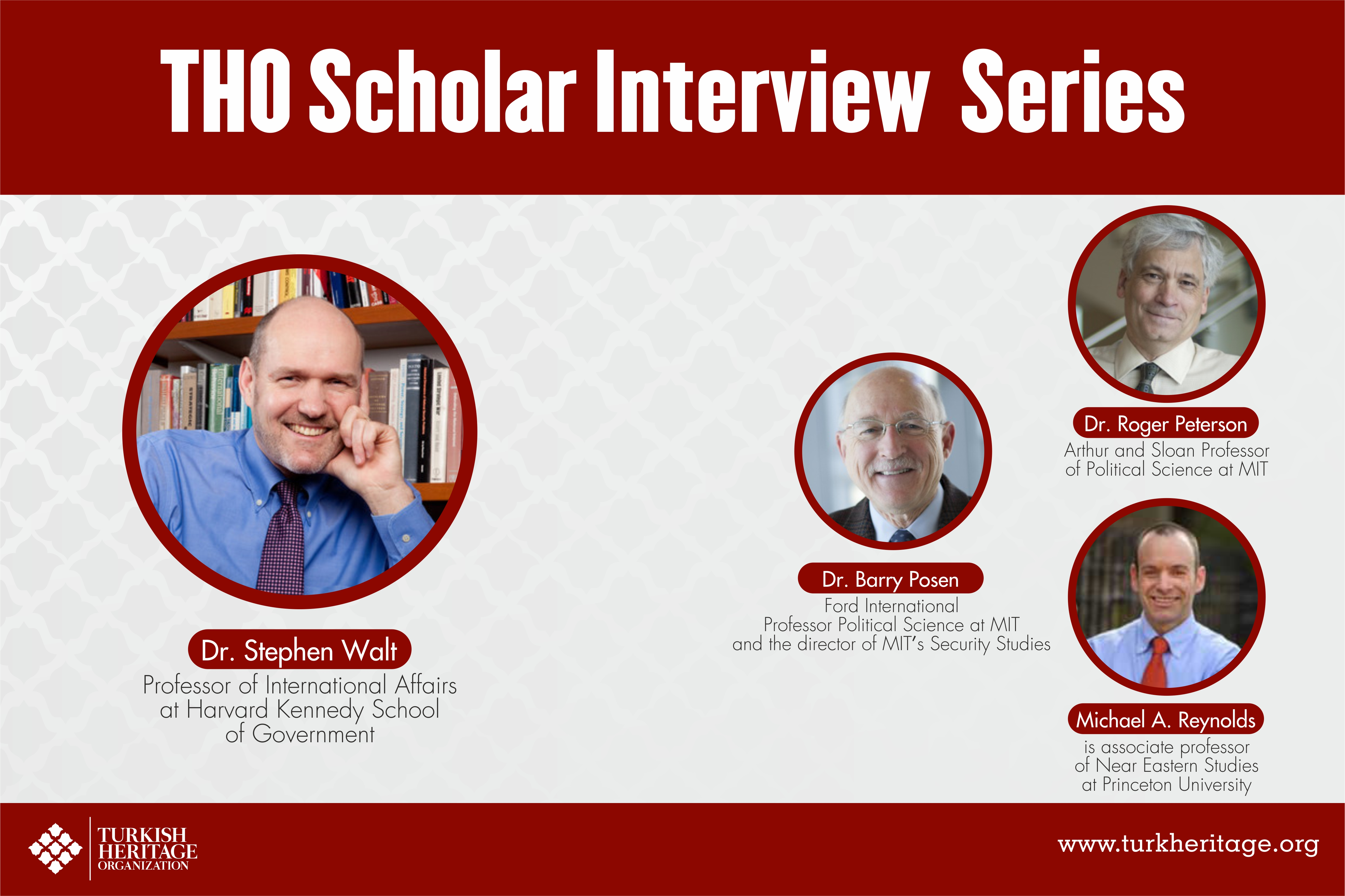 THO Scholar Interview Series