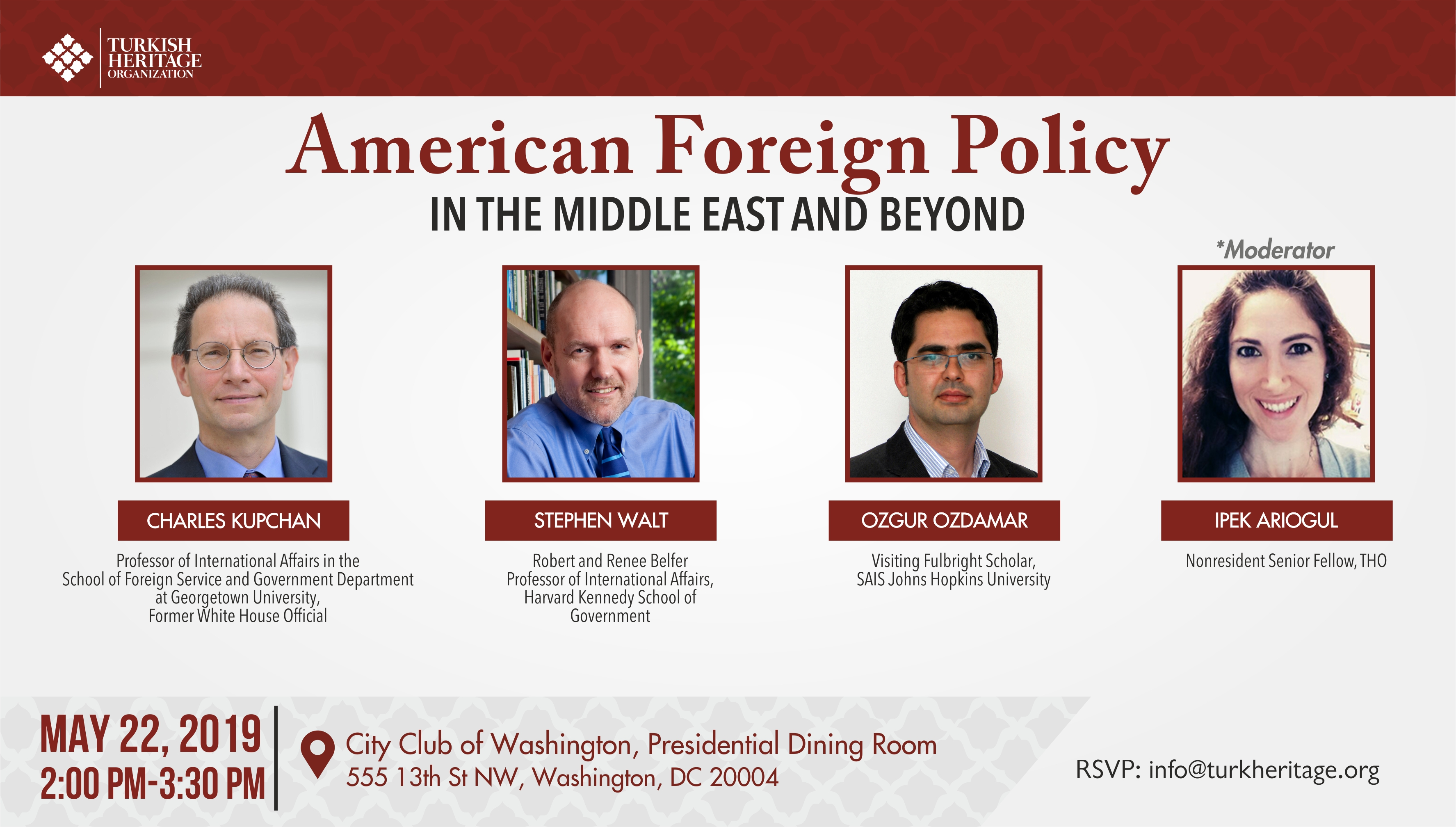 American Foreign Policy in the Middle East and Beyond