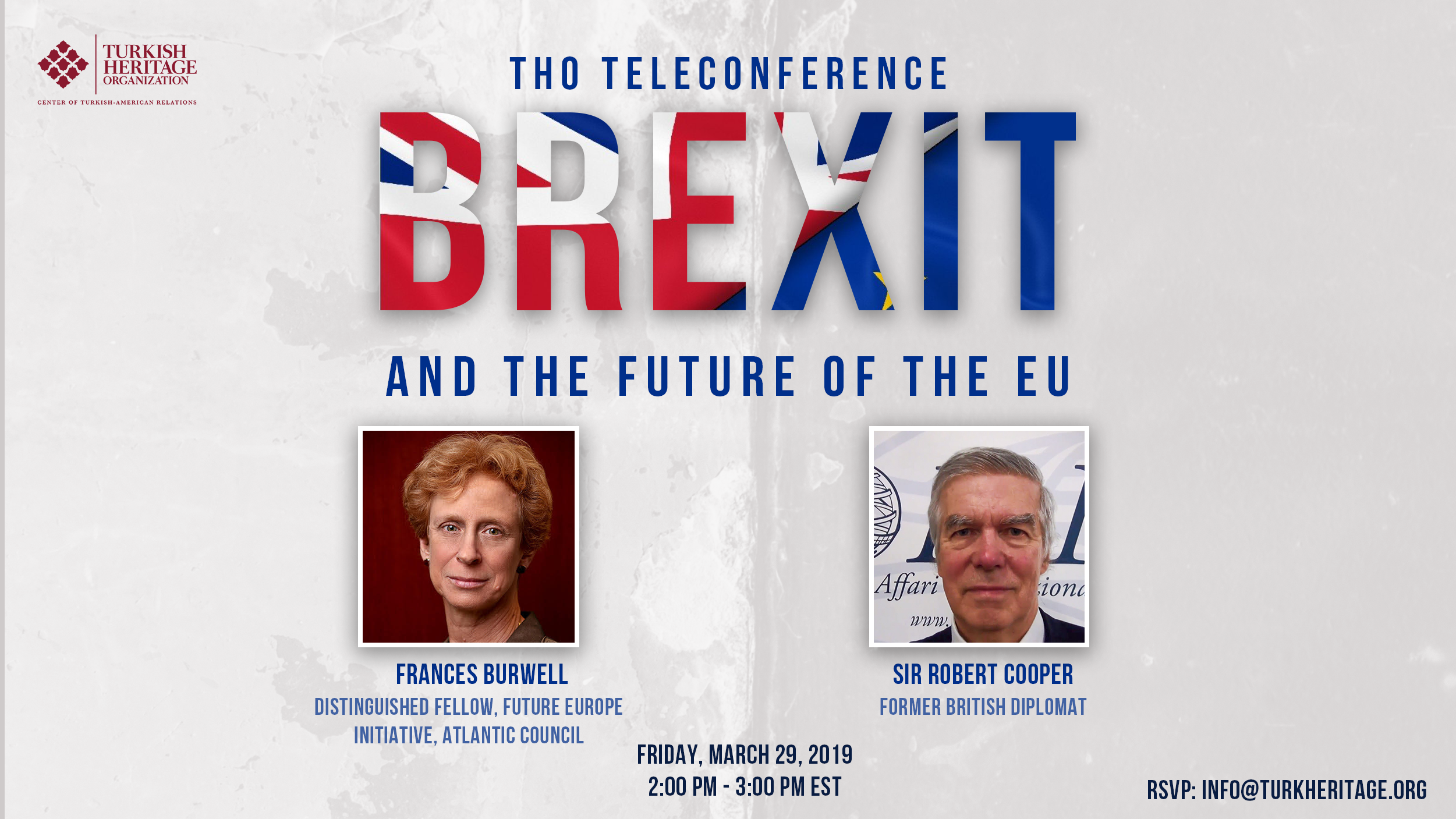 Teleconference: Brexit and the Future of the EU