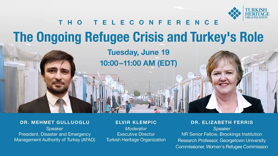 The Ongoing Refugee Crisis and Turkey's Role