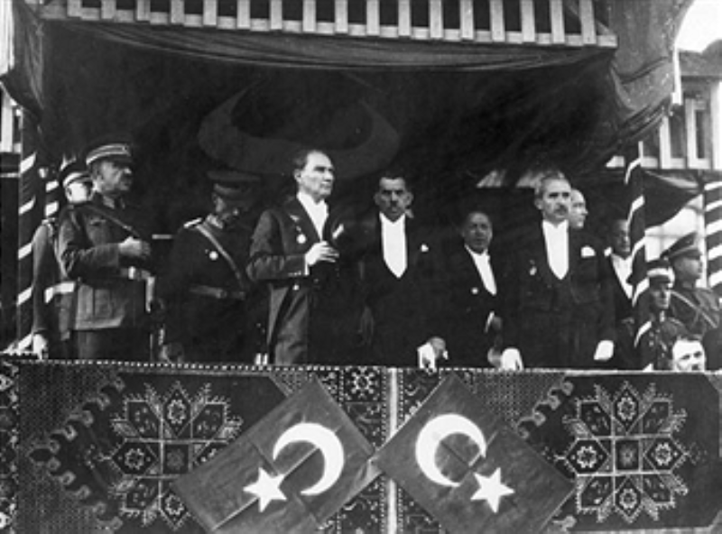 THO Celebrates The 94Th Anniversary Of The Republic Of Turkey