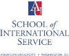 American University School of International Service class visits THO