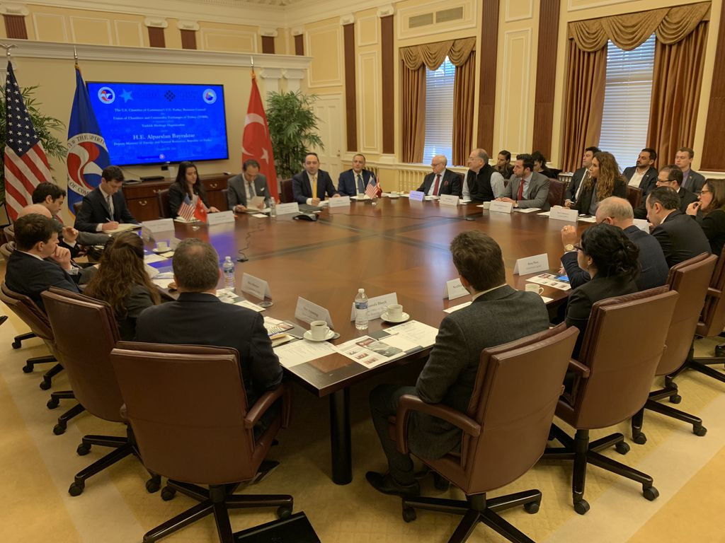 Roundtable on US-Turkey Energy Collaboration