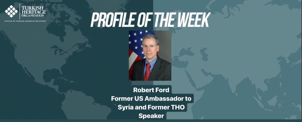 Ambassador Robert S. Ford retired from the U.S. Foreign Service in 2014 after serving as the U.S. Ambassador to Syria from 2011 to 2014