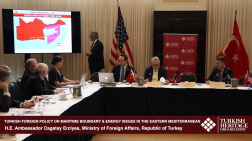 Turkish Foreign Policy on Maritime Boundary & Energy issues in the Eastern Mediterranean