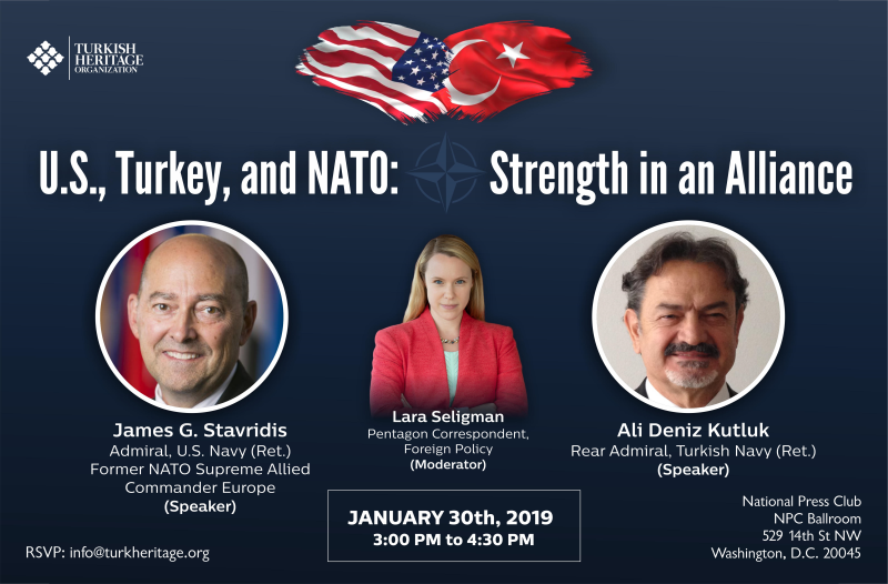 U.S., Turkey, and NATO: Strength in an Alliance