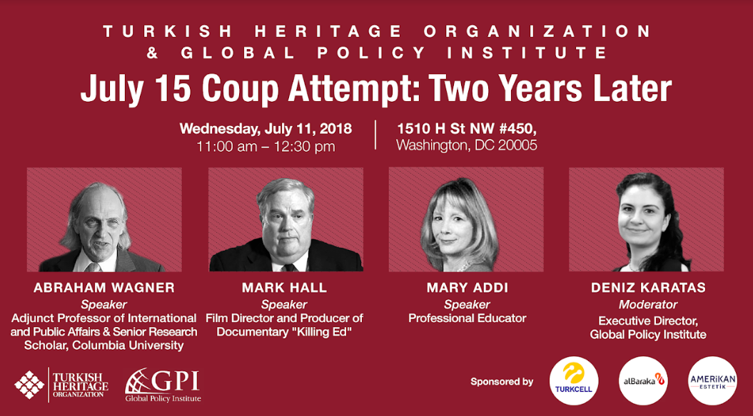 July 15 Coup Attempt: Two Years Later