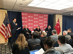 Amid Afrin Operation, Former Military Officials Tackle U.S.-Turkey Relations under NATO