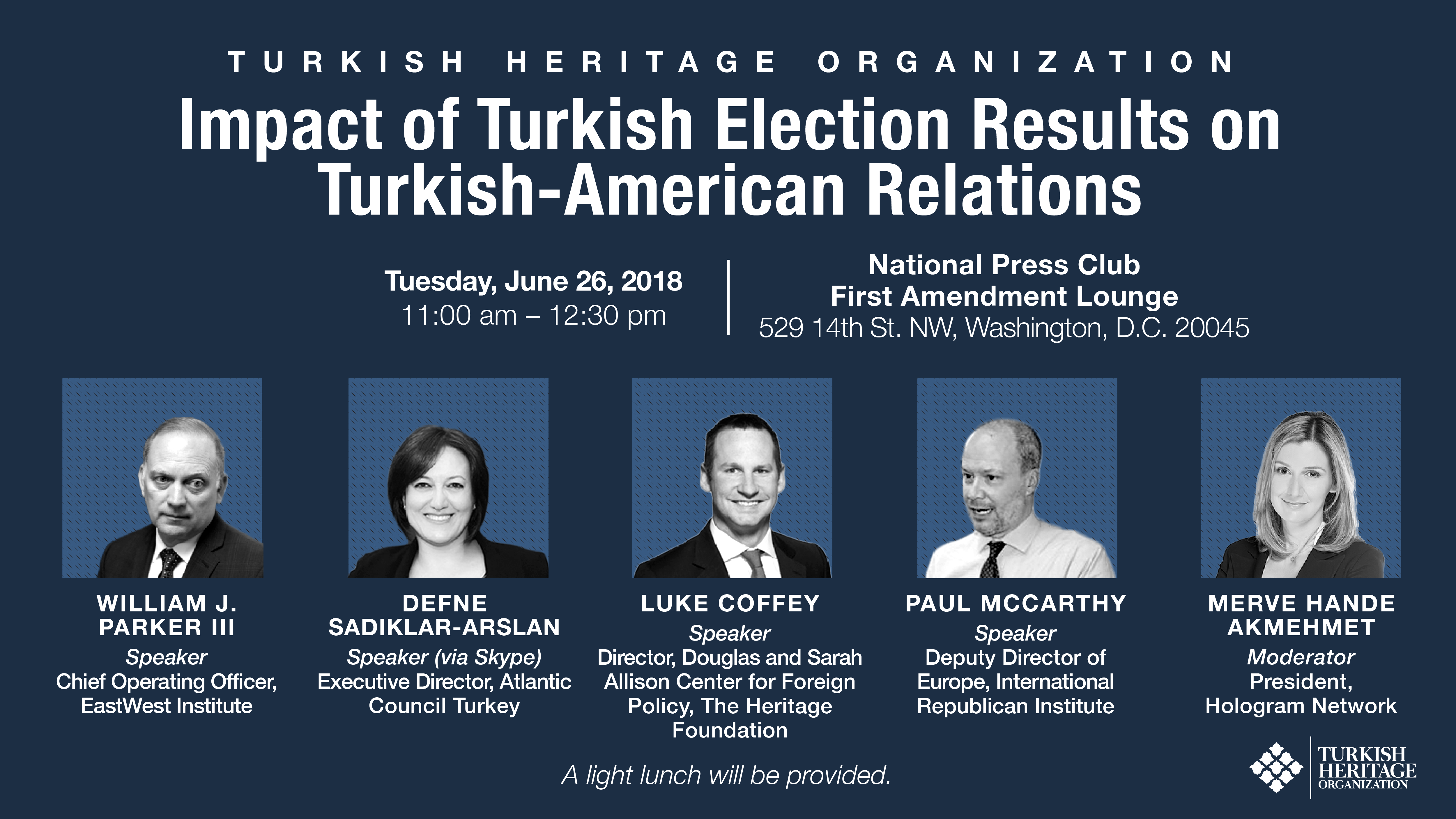 Impact of Turkish Election Results on U.S.-TR Relations