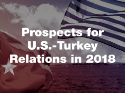 THO Hosts Off-The-Record Roundtable On Prospects For U.S.-Turkey Relations In 2018