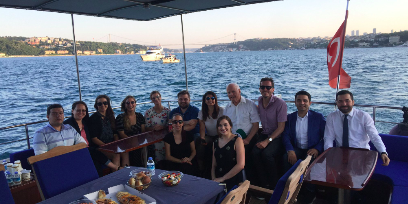 Turkish Heritage Organization U.S.-Based Non-Resident Fellows Travel to Turkey