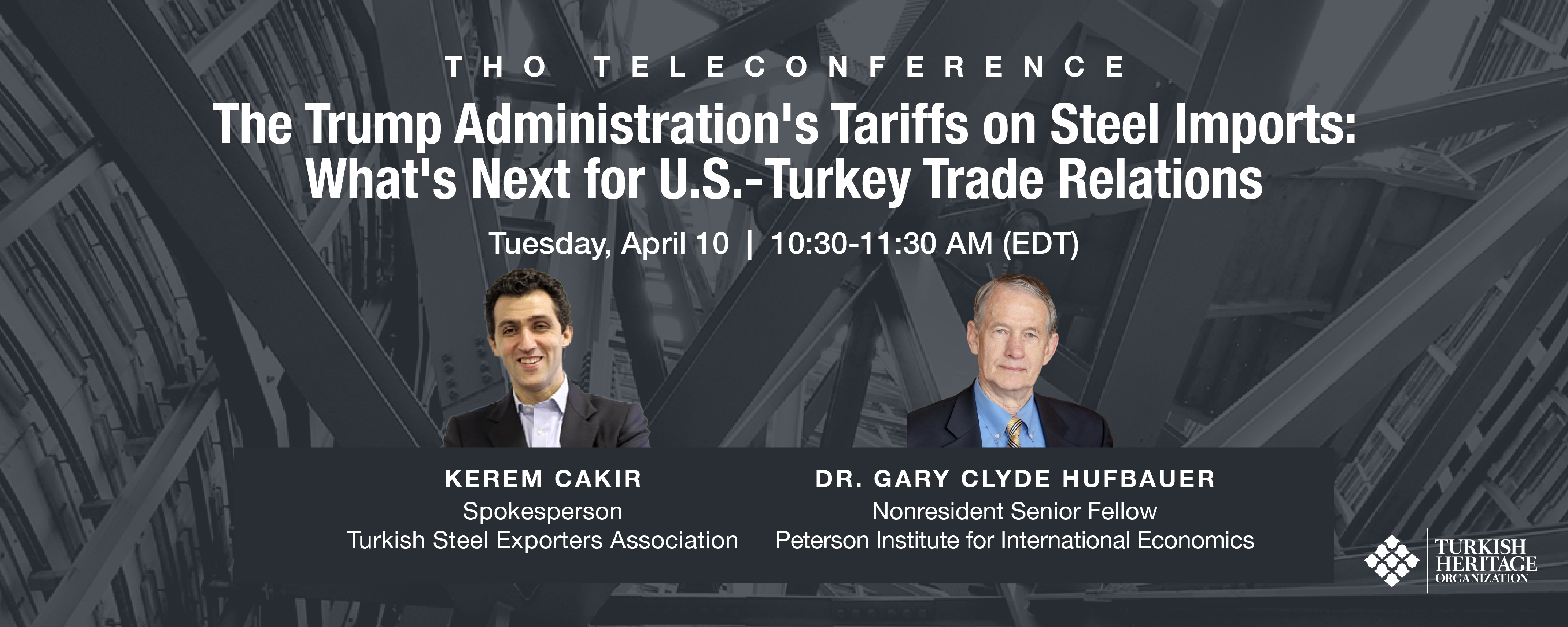 The Trump Administration's Tariffs on Steel Imports: What's Next for U.S.-Turkey Trade Relations