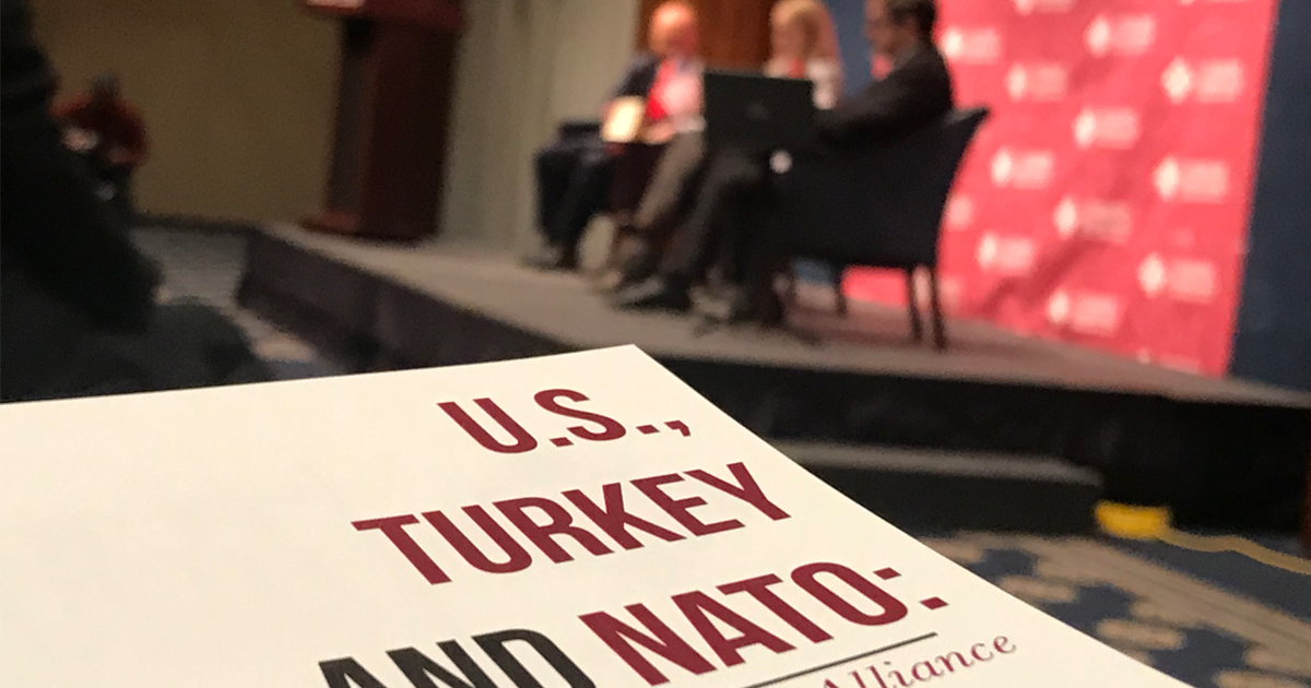 On Wednesday, January 30, 2019 THO hosted a panel discussion on U.S., Turkey, and NATO: Strength in Alliance at the National Press Club