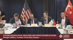 Future Geopolitical Realities and Expectations in Syria